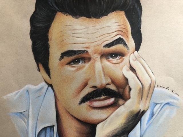 Burt Reynolds por TraceyLawler